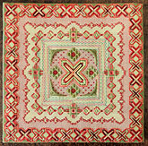 Aleppo Needlepoint Design which you can buy online from All Stitched Up
