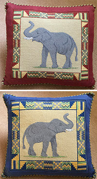 Needlepoint Arthur Designs from All Stitched Up