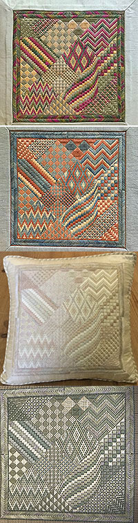 Needlepoint Joannie Designs from All Stitched Up