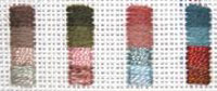 All Stitched Up Seville Courtyard Needle point design colours